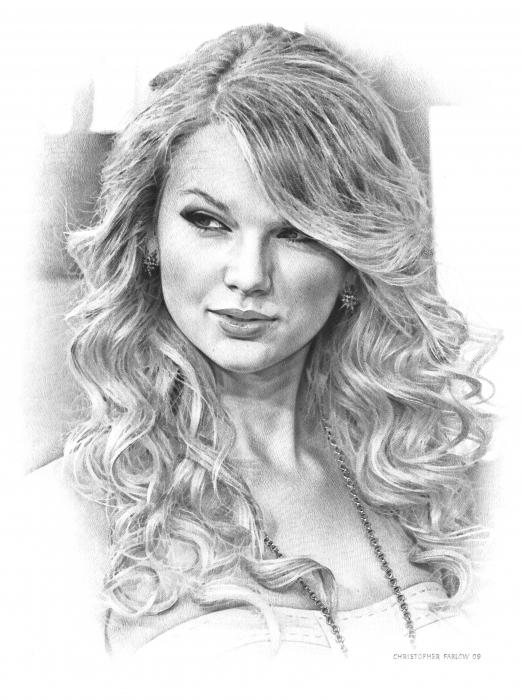 drawing-of-taylor-swift-christopher-farlow