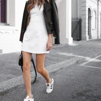jacket x dress